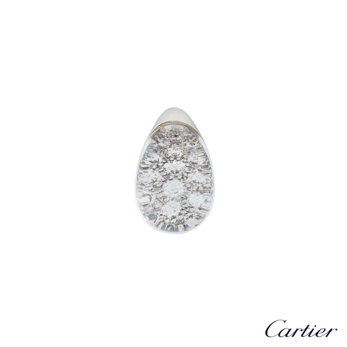 Cartier Myst Diamond Pendant